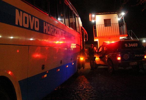 Brumado: homem portador de transtorno bipolar causa problemas na rodoviária e provoca colisão em garagem de empresa de ônibus no bairro São Félix