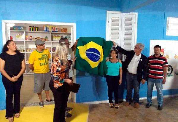 Brumado: prefeitura inaugura Núcleo de Atendimento Educacional Especializado da Rede Municipal de Educação Luzia Aparecida Rocha Carlos