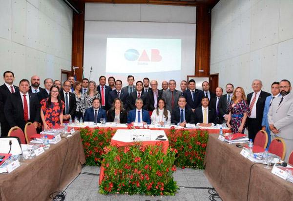 Colégio de Presidentes da OAB-BA debate fechamento de comarcas