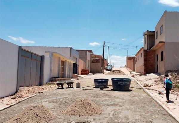Empreiteira diz que prefeitura de Barra da Estiva não pagou por obra executada