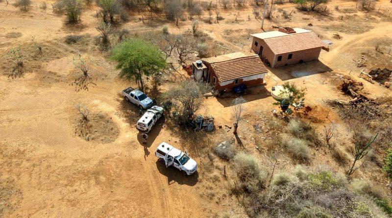 Livramento: Justiça determina prisão de donos de fazenda onde suspeitos de assalto a carro-forte escondiam maconha