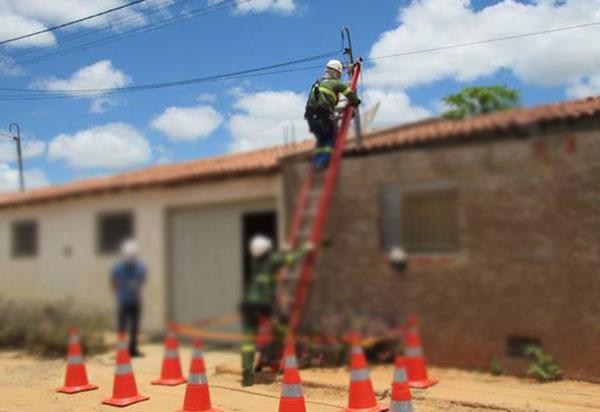 Coelba identifica e desativa 'Gatos' em ação de varredura no município de Aracatu