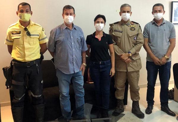 Guanambi: Polícia Militar, Vigilância Sanitária e Superintendência de Trânsito reforçam equipes para fiscalizar eventos ilegais de São João