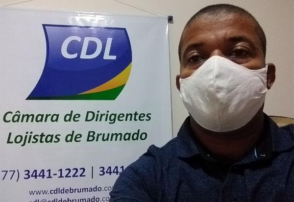 Brumado: diretor da CDL fala da campanha 'Liquida Bahia Solidária'