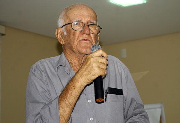 Brumado: Morre o ex-presidente da Câmara de Vereadores Osmar Moura
