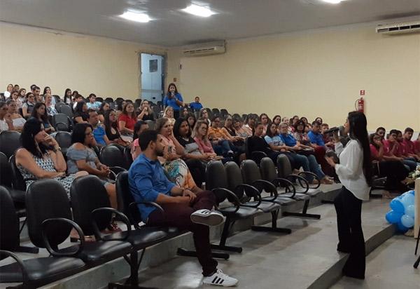 Brumado: Rotary Club promoveu a abertura da Semana de Conscientização do Autismo