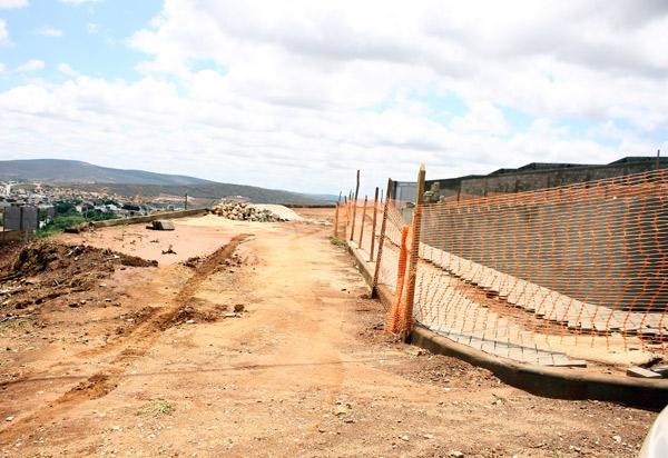 Brumado: Obras do Parque da Cidade seguem em ritmo lento; empresa que realiza serviço não recebeu recursos da Caixa