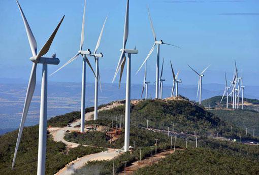 Enel vende parque eólico de Cristalândia para chineses