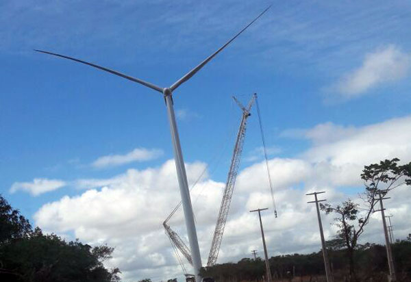 Bahia é líder nacional no cadastramento de projetos eólicos e solares em leilão de Energia Nova