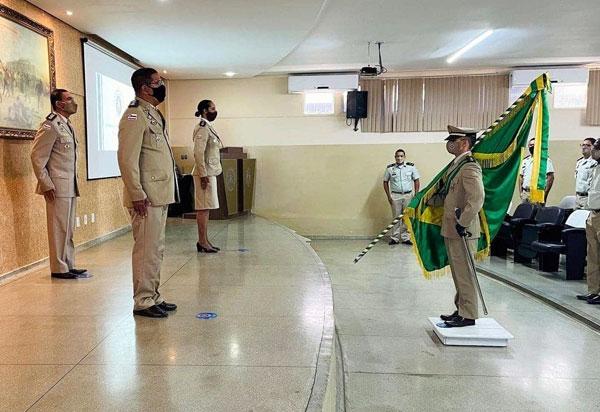 Realizada solenidade de passagem de Comando da 34ª CIPM - Brumado