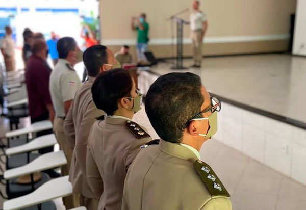 Livramento: 46ª CIPM realizou Solenidade de Passagem de Comando