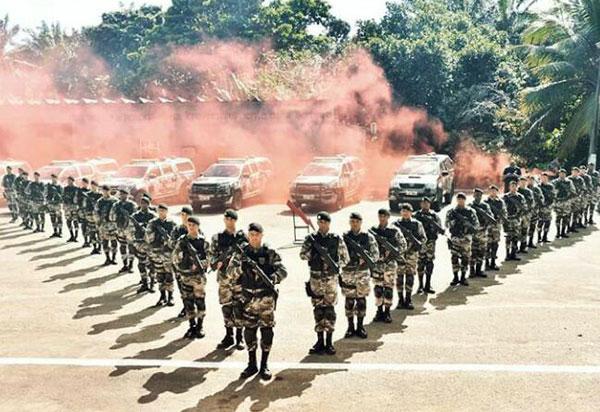 Policial militar lotado na 34ª CIPM conclui 3º Curso de Patrulhamento Tático Móvel
