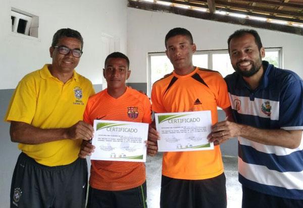 Campeão Brasileiro disputará o Campeonato Intermunicipal pela seleção de Itarantim