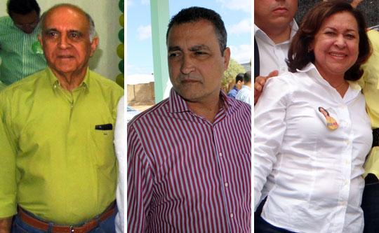 Eleições 2014: Ibope aponta Paulo Souto com 46%, Rui Costa, 24%, e Lídice 6%
