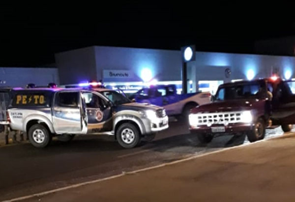 Após perseguição Polícia Militar recupera veículo roubado em Brumado