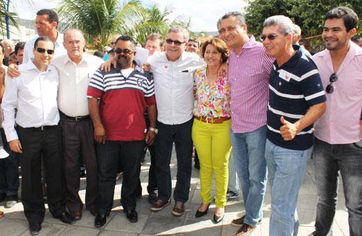 Petistas satisfeitos com a realização do PGP em Brumado