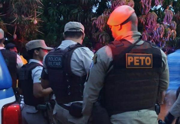 Polícia Militar intervém em ocorrência de poluição sonora e perturbação do sossego público em Livramento