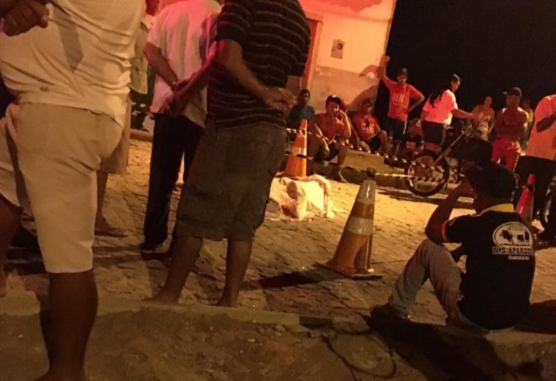 Brumado: homem morre após cair de moto no Distrito de Itaquaraí