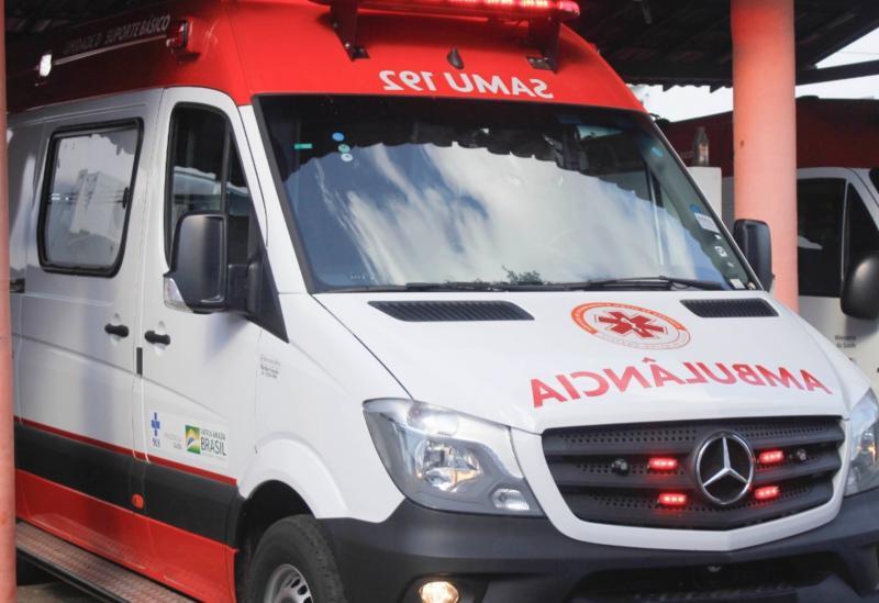 Homem é morto a tiros dentro de ambulância do Samu no trecho entre Livramento e Brumado