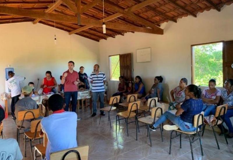 Brumado: Fabrício Abrantes tem agenda cheia no fim de semana