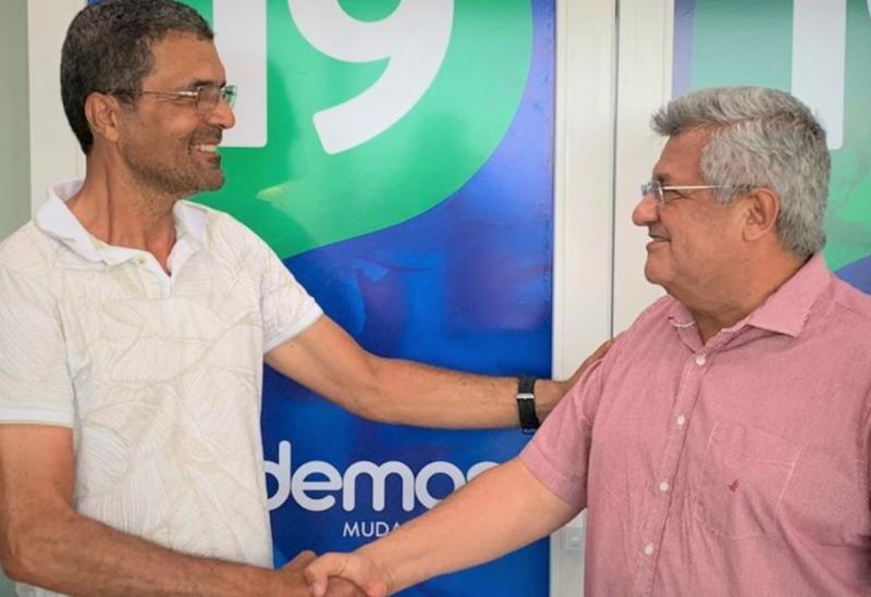 Justiça Eleitoral confirma Dr. Aurino Rocha na presidência do Podemos em Brumado