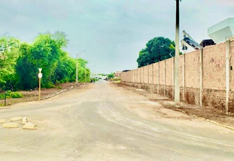 Pavimentação asfáltica da Av. Edilson Lima da Silva será inaugurada pela Prefeitura de Brumado nesta sexta-feira (24)