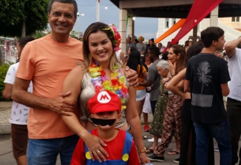 Pré-candidato a prefeito, Dr. Aurino diz que parceria com iniciativa privada pode trazer carnaval de Brumado de volta