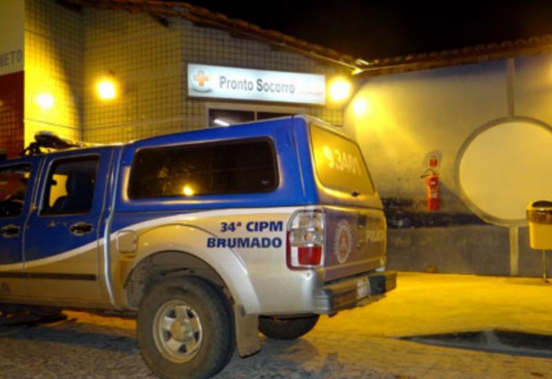 Brumado: Três bandidos morrem em confronto com a Polícia Militar