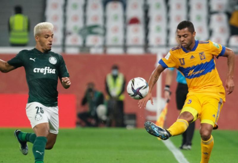 Palmeiras é superado pelo Tigres no Mundial de Clubes da FIFA