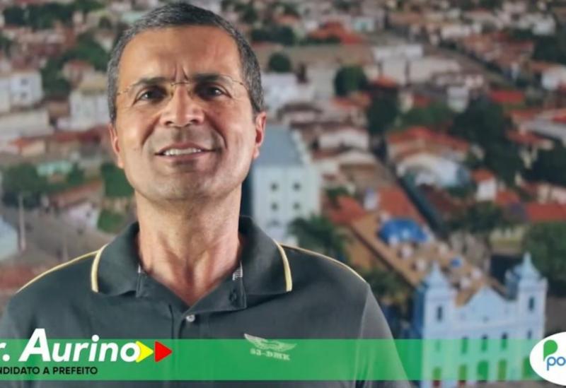 Brumado: Pré-candidato a prefeito, Dr Aurino Rocha, usou as redes sociais a favor do carnaval e criticou o atual gestor