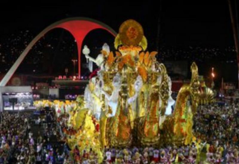 Viradouro é a campeã do canaval no Rio de Janeiro