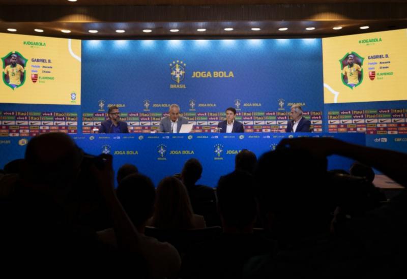 Seleção Brasileira convocada para a primeira rodada das Eliminatórias