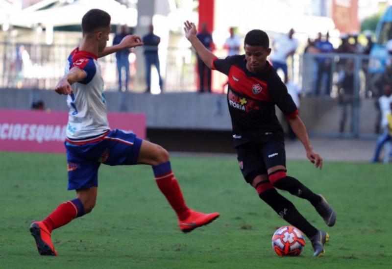 Pelo Baianão, Bahia e Vitória empatam em 0 a 0