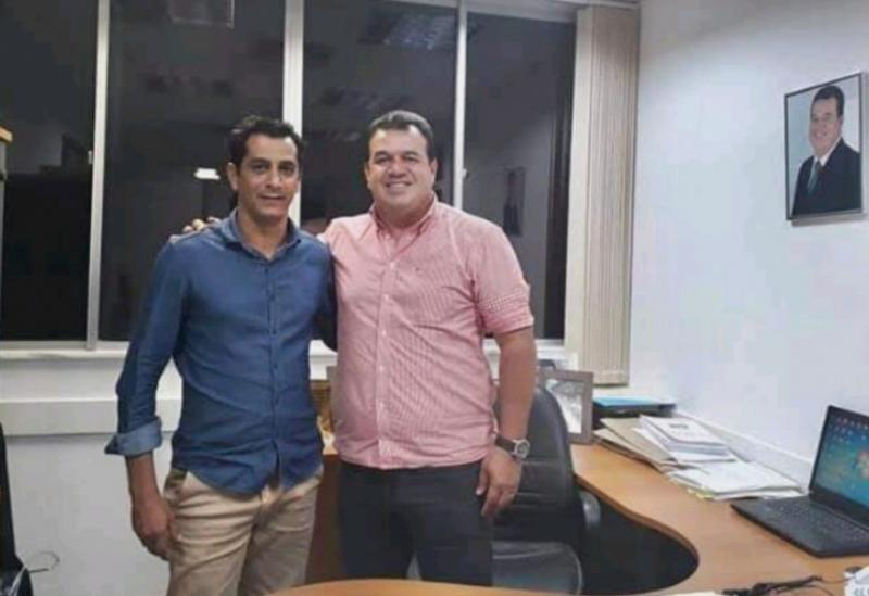 Deputado Marquinho Viana leva demandas de Rio do Antônio ao governo do Estado