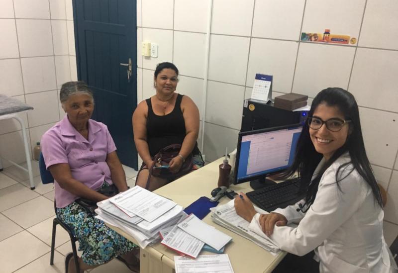 Visando dar uma dinâmica ainda maior para o setor de saúde pública, SESAU inicia a implantação do Prontuário Eletrônico em Brumado