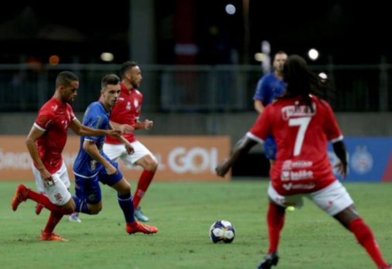 Bahia perde em casa para o Sergipe pelo Nordestão