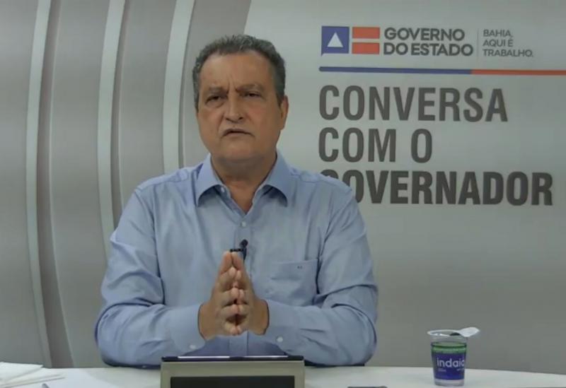 Em reunião com prefeitos, Rui tira dúvidas sobre Covid-19 e destaca
