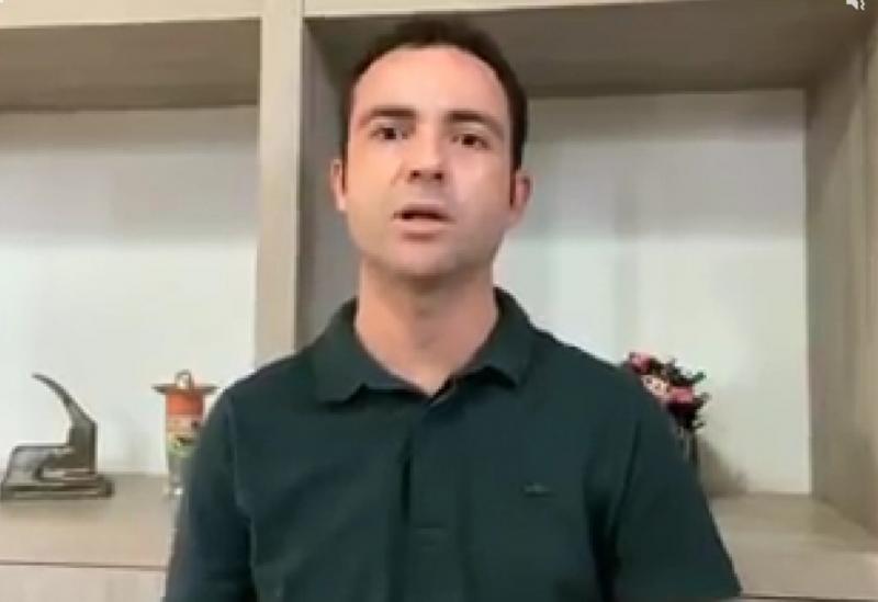 Brumado: pré-candidato à prefeito, Fabrício Abrantes diz que o município precisa ajudar as pessoas no momento de crise