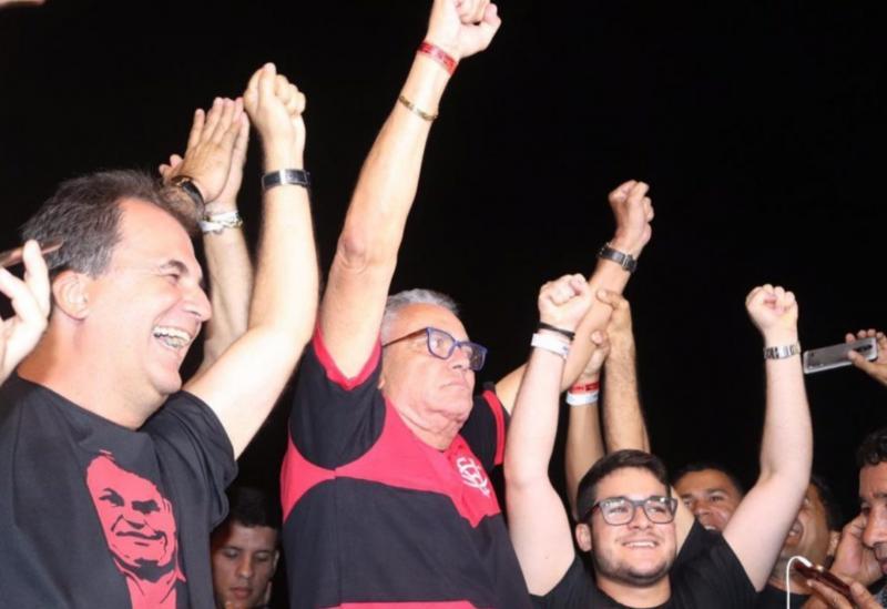 Paulo Carneiro se torna novo presidente do Vitória com 67,86% dos votos