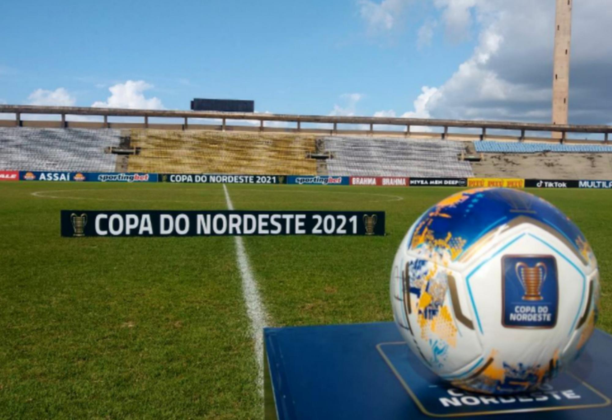 Ceará e Bahia estão na final da Copa do Nordeste
