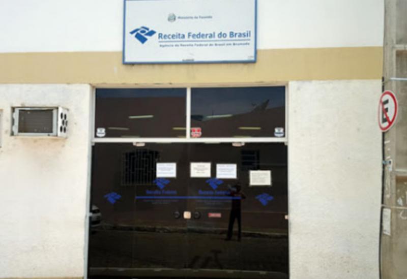 Em mais uma ação eficaz em defesa de Brumado, prefeito Eduardo garante permanência da agência da Receita Federal