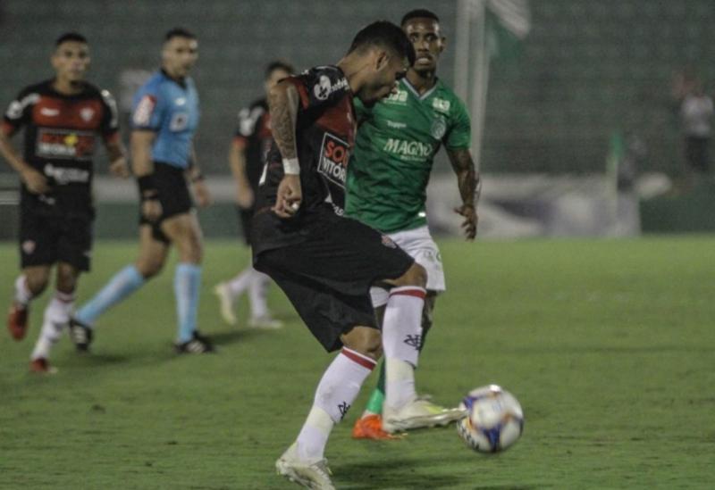 Vitória perde no fechamento da terceira rodada do Brasileirão da Série B