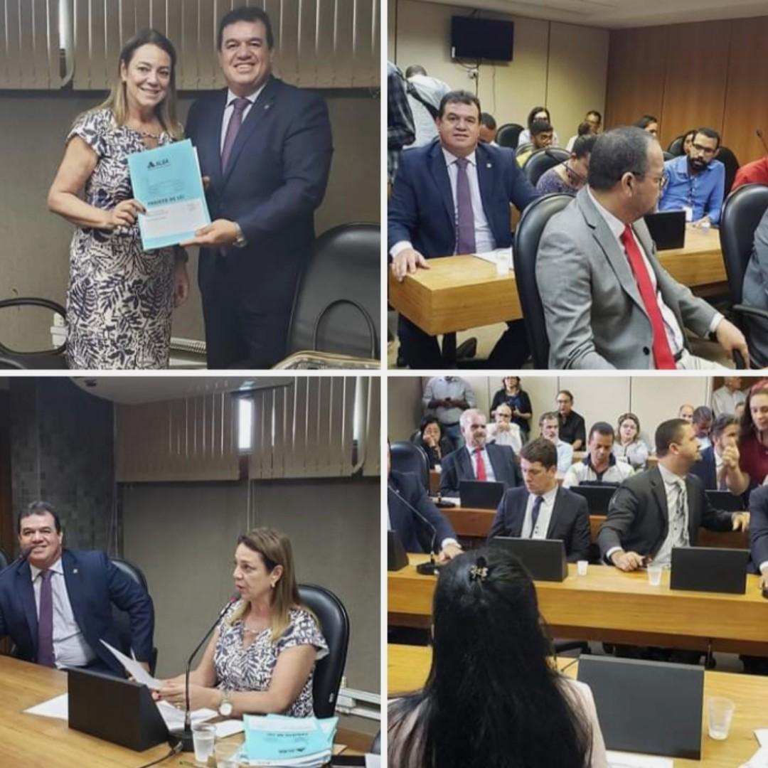 Deputado  Marquinho Viana é relator do projeto que institui o Dia do Vaqueiro, na ALBA