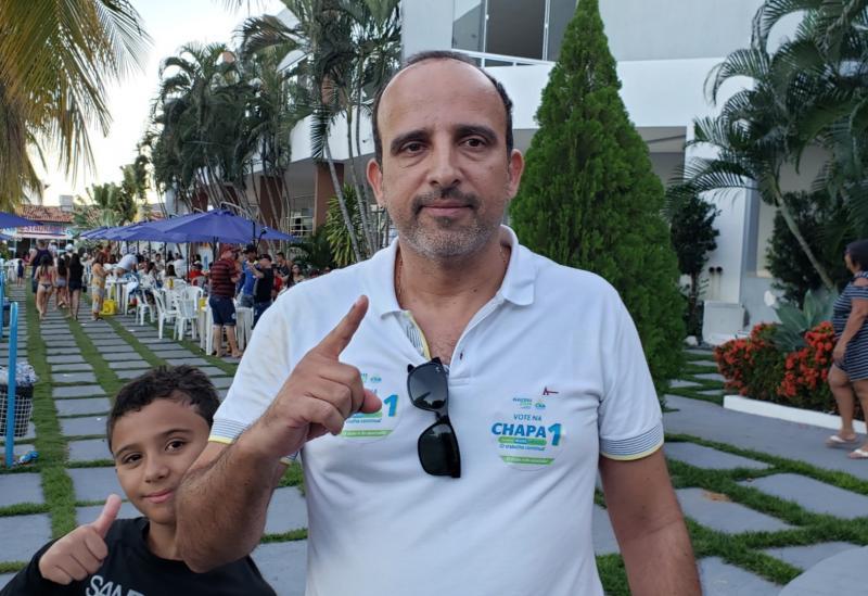 Associados elegem André Cardoso presidente do Clube Social de Brumado