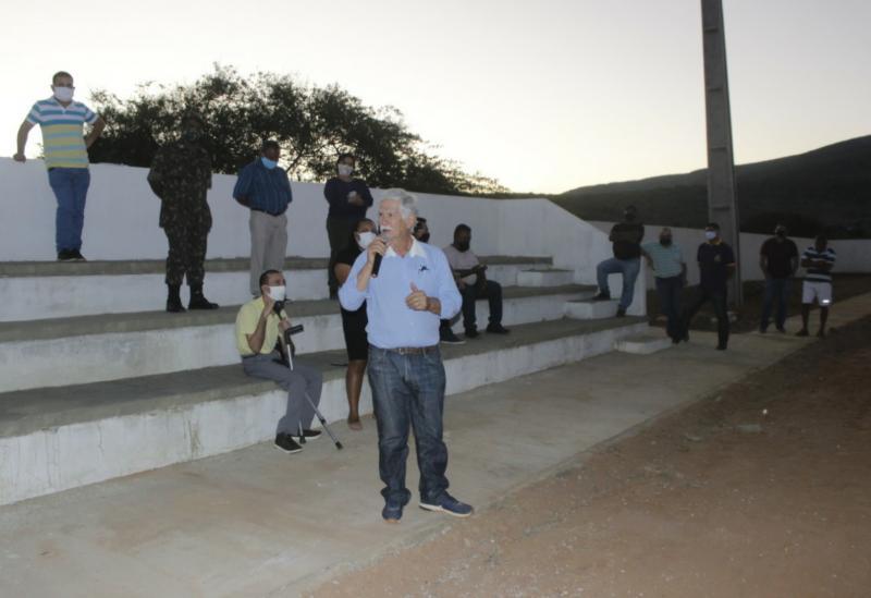 Totalmente modernizado, Estádio da Vila Presidente Vargas foi entregue pela Prefeitura de Brumado na última sexta-feira (05)