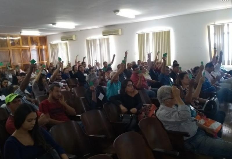 Plano Municipal de Esgotamento e Abastecimento de Brumado é aprovado por unanimidade; projeto será encaminhado para a Câmara para ser votado
