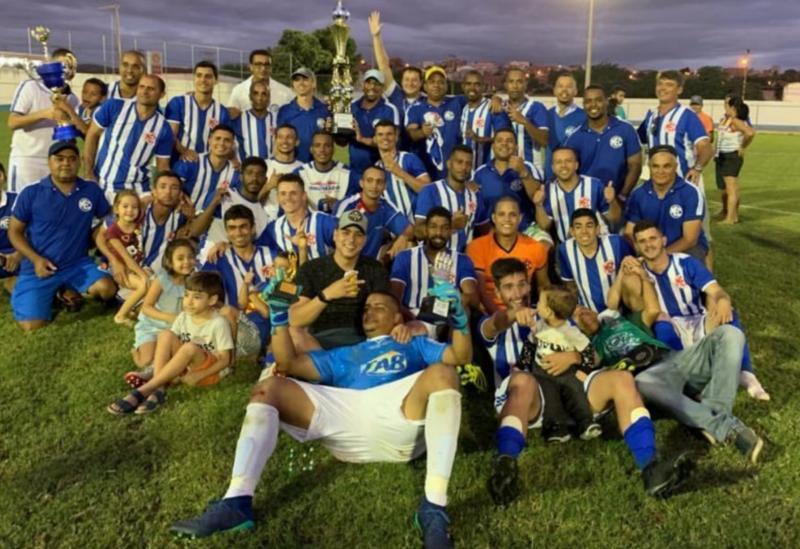 Magnesita é o campeão brumadense de Futebol 2019