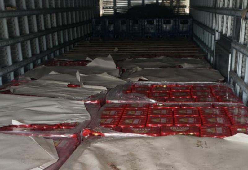 Tanhaçu: veículo com carga de bebida sem nota fiscal é apreendido pela PRE