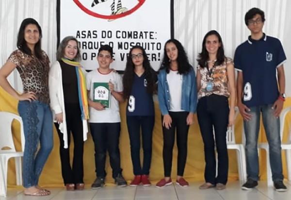 Brumado: atividade de combate ao Aedes Aegypti foi realizada por alunos da Escola Municipal Nice Públio