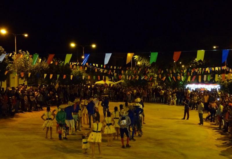 Brumado: festa de São João da Vila Presidente Vargas animou comunidade